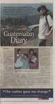 Guatemalan Diary, page D 1