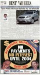 """Best Wheels"", page D4"