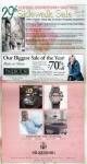 """Downtown Sidewalk Sale"", page B1"
