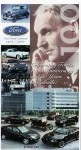 """""""Celebrating Ford's  100 th Aniversary"""", page E1"""
