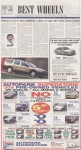 """Best Wheels"", page C8"