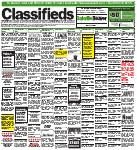 Classifieds, page 31