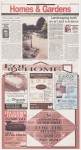 """""""Homes & Gardens"""", page C8"""