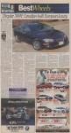 """""""Automotive"""", page D1"""