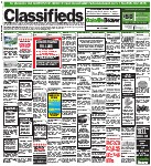 Classifieds, page 34
