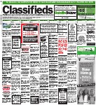 Classifieds, page 62