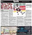 Sports, page 18