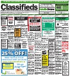 Classifieds, page 43