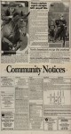 Community Notices, page C4
