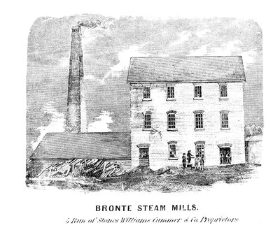Bronte Steam Mill
