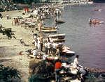 Motorboat races in Bronte