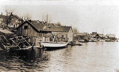 Bronte Harbour circa 1916
