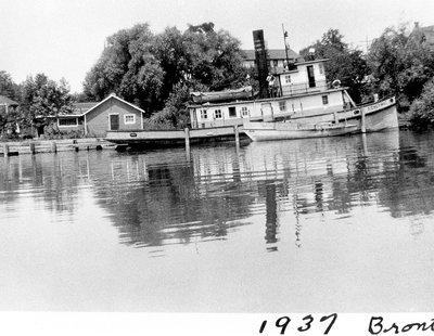 """Sidney Mac"" (Tugboat)"