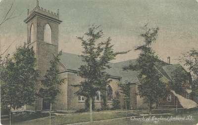 Church of England, Amherst, N.S.