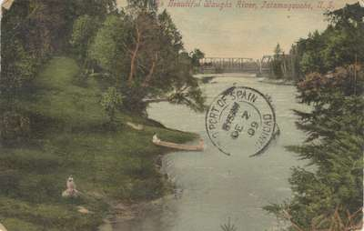 The Beautiful Waughs River, Tatamagouche, N.S.