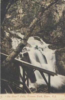 """""""Joe Howe"""" Falls, Victoria Park, Truro, N.S."""
