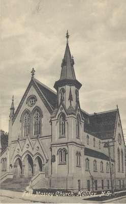 Fort Massey Church, Halifax, N.S.