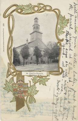 St. Paul's Church, Halifax, N.S.