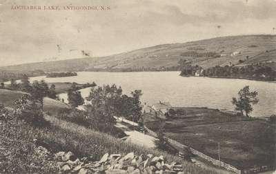 Lochaber Lake, Antigonish, N.S.