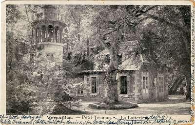 Versailles - Petit-Trianon - La Laiterie