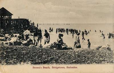 Brown's Beach, Bridgetown, Barbados