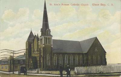 St. Ann's Roman Catholic Church, Glace Bay, C.B.