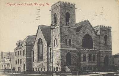 Ralph Connor's Church, Winnipeg, Man.