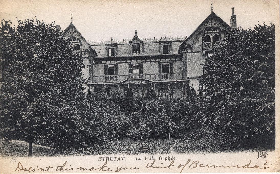 Étretat – La Villa Orphée
