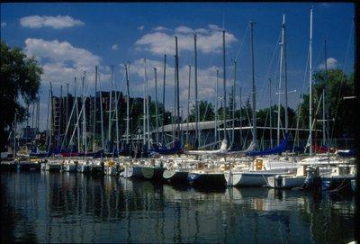 Oakville Harbor. Courtesy of the Town of Oakville