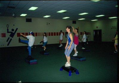 Rive Oaks Rec Centre Aerobics Class