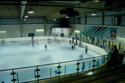 River Oaks Skating Rink