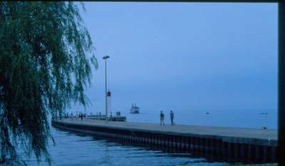 Bronte Pier. Courtesy of the Town of Oakville