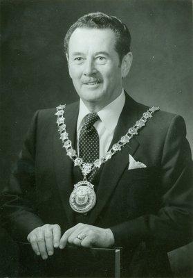 Mayor B.H. (Harry) Barrett