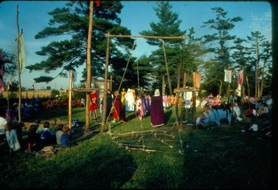 Girls and Boys Camps '81