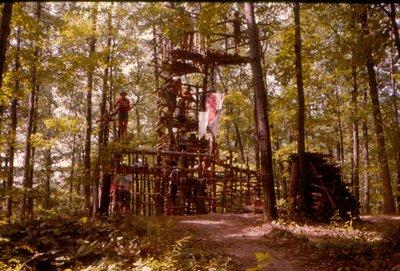 Boys Campsite '76