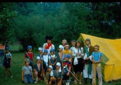 Boys Camp '76