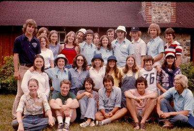Bolton Day Camp '76