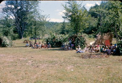 Boys Camp '68