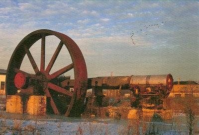 Oakville Basket Factory Drive Wheel