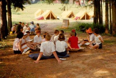 Leadership Training '64