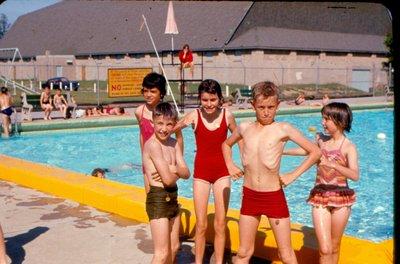 Lion's Swimming Pool