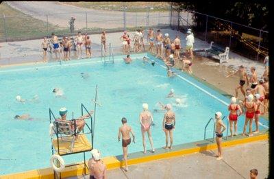Lions Swimming Pool