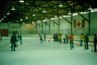 Teen Curling