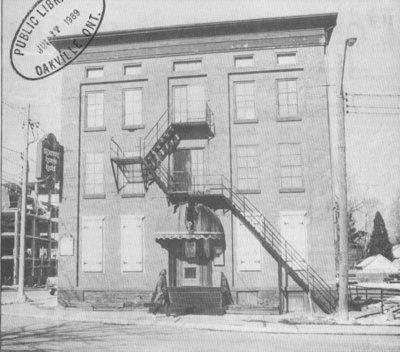 The Murray House. Courtesy of the Oakville Beaver.