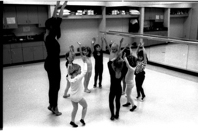 Children's Creative Dance