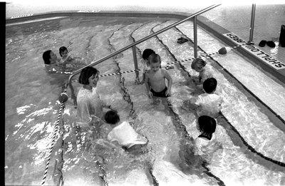 Tiny Tots Swimming