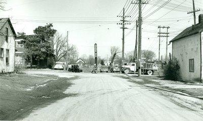Rebecca Street and Forsythe, Oakville