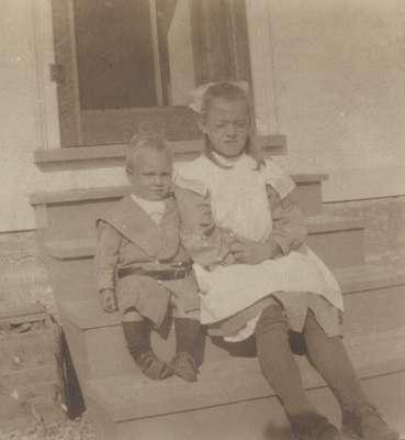 Jack and Winnie Brooman