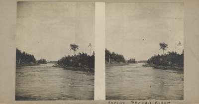 Rapids Severn River