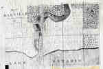 Plan of Oakville, Township of Trafalgar Upper Canada, 1835